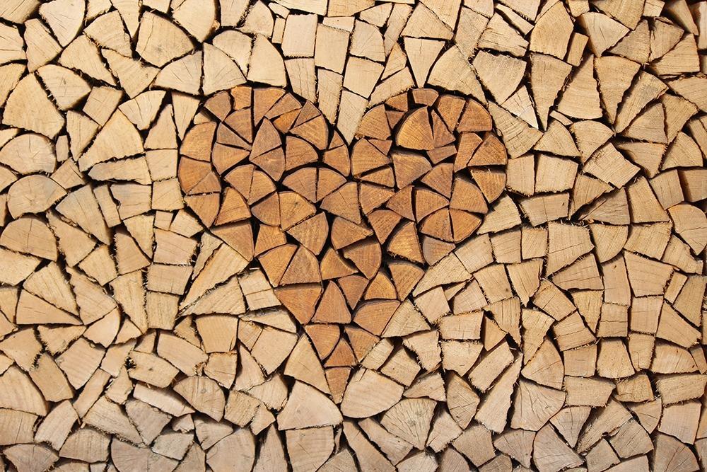 Wood Greenscreen