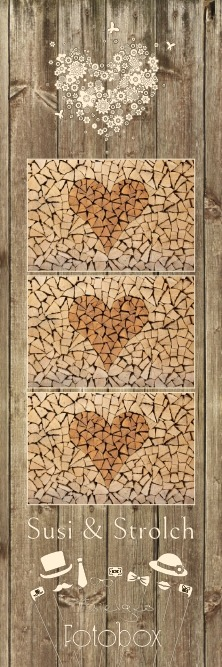 Wood Half