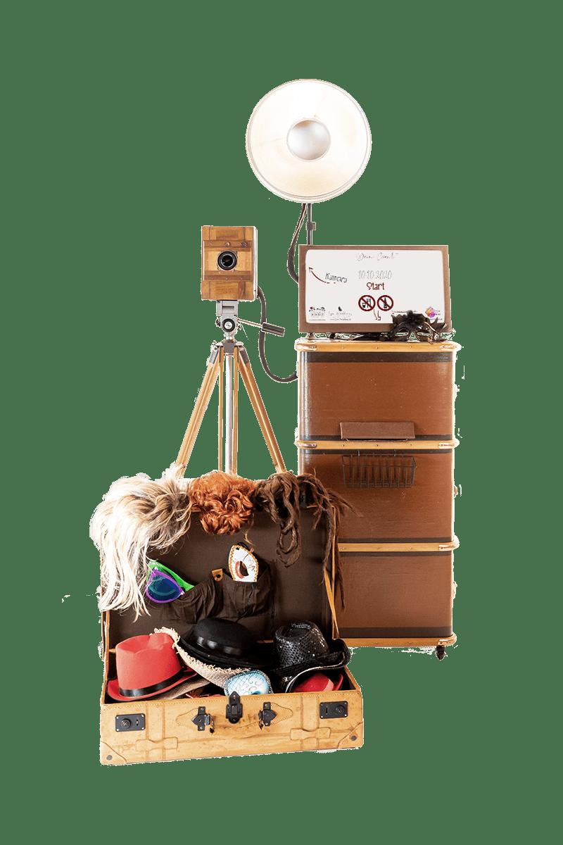 Vintage Fotobox