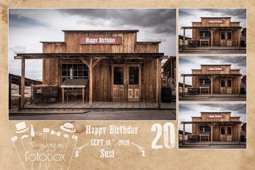 Western Birthday Full